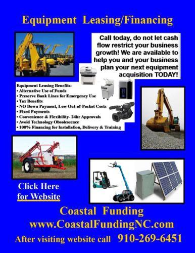 Equipment Leasing Business Plan