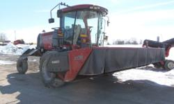 . 2011 Case IH WD2303 $89900 Call (315) 541-4370 ext. 462 Enclosure: Cab, With Air Cond. 2011 SP Windrower w/windrow merger Cab suspension CONTACT TIM YARINA 315-771-0059 Engine Manufacturer / Type: Case IH 4-cylinder, 6-cylinder, 411 cu. in. (6.7 L)