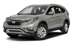 2016 Honda CR-V EX-L w/Navi - $30,645 4-Wheel Disc Brakes, 5-Passenger Seating, Am/Fm, Adjustable Steering Wheel, Air Conditioning, All-Season Tires, Alloy Wheels, Anti-Lock Brakes, Anti-Theft System, Auto-Dimming Mirror, Automatic Headlights, Aux Audio