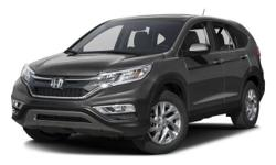 2016 Honda CR-V EX - $28,195 4-Wheel Disc Brakes, 5-Passenger Seating, Am/Fm, Adjustable Steering Wheel, Air Conditioning, All-Season Tires, Alloy Wheels, Anti-Lock Brakes, Anti-Theft System, Automatic Headlights, Aux Audio Adapter, Braking Assist, Bucket