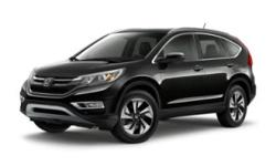 2016 Honda CR-V Touring - $34,145 4-Wheel Disc Brakes, 5-Passenger Seating, Am/Fm, Adaptive Cruise Control, Adjustable Steering Wheel, Air Conditioning, All-Season Tires, Alloy Wheels, Anti-Lock Brakes, Anti-Theft System, Auto-Dimming Mirror, Automatic