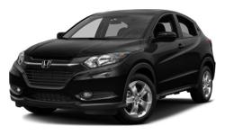2016 Honda HR-V EX - $24,265 4-Wheel Disc Brakes, 5-Passenger Seating, Am/Fm, Adjustable Steering Wheel, Air Conditioning, Alloy Wheels, Anti-Lock Brakes, Anti-Theft System, Automatic Headlights, Aux Audio Adapter, Braking Assist, Bucket Seats, Cd (Single