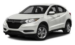 2016 Honda HR-V LX - $22,215 4-Wheel Disc Brakes, 5-Passenger Seating, Am/Fm, Adjustable Steering Wheel, Air Conditioning, Alloy Wheels, Anti-Lock Brakes, Anti-Theft System, Automatic Headlights, Aux Audio Adapter, Braking Assist, Bucket Seats, Cd (Single