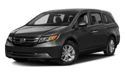 2016 Honda Odyssey SE - $34,400 4-Wheel Disc Brakes, 8-Passenger Seating, Am/Fm, Adjustable Steering Wheel, Air Conditioning, All-Season Tires, Alloy Wheels, Anti-Lock Brakes, Anti-Theft System, Automatic Headlights, Aux Audio Adapter, Braking Assist,