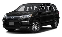 2016 Honda Pilot EX-L w/Honda Sensing - $39,755 4-Wheel Disc Brakes, 8-Passenger Seating, Am/Fm, Adaptive Cruise Control, Adjustable Steering Wheel, Air Conditioning, All-Season Tires, Alloy Wheels, Anti-Lock Brakes, Anti-Theft System, Auto-Dimming