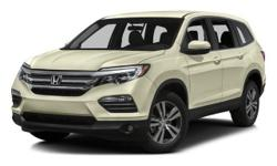 2016 Honda Pilot EX - $35,280 4-Wheel Disc Brakes, 8-Passenger Seating, Am/Fm, Adjustable Steering Wheel, Air Conditioning, All-Season Tires, Alloy Wheels, Anti-Lock Brakes, Anti-Theft System, Automatic Headlights, Aux Audio Adapter, Braking Assist,
