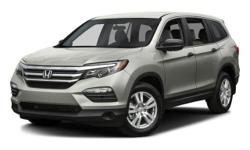 2016 Honda Pilot LX - $32,845 4-Wheel Disc Brakes, 8-Passenger Seating, Am/Fm, Adjustable Steering Wheel, Air Conditioning, All-Season Tires, Alloy Wheels, Anti-Lock Brakes, Anti-Theft System, Automatic Headlights, Aux Audio Adapter, Braking Assist,