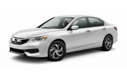 2017 Honda Accord LX - $23,990 4-Wheel Disc Brakes, 5-Passenger Seating, Am/Fm, Adjustable Steering Wheel, Air Conditioning, All-Season Tires, Alloy Wheels, Anti-Lock Brakes, Anti-Theft System, Automatic Headlights, Aux Audio Adapter, Braking Assist,