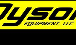 DYSON EQUIPMENT, LLC North Texas Forklift Sales-Service-Rental-Financing Dallas, Texas 888-671-8165 http://DysonEquipment.com  2002 Caterpillar TH83 8000 Lb. Lift Capacity Completely Rebuilt Perkins Engine With Zero Hours Max Lift: 41 Feet Max Reach: 27