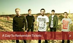 A Day To Remember Syracuse Tickets Tuesday, August 23, 2016 07:00 pm @ Lakeview Amphitheater A Day To Remember tickets Syracuse that begin from $80 are included between the most sought out commodities in Syracuse. Dont miss the Syracuse event of A Day To