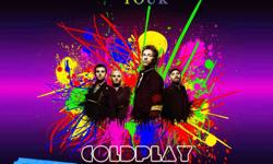 Coldplay Tickets - A Head Full of Dreams Tour! See Coldplay Live in concert. Use this link: Coldplay Tickets. Get your Coldplay Tickets now to see Coldplay perform live in concert during their 2016 World and U.S. Tour. This tour is very popular and the