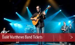Dave Matthews Band Syracuse Tickets Wednesday, June 22, 2016 08:00 pm @ Lakeview Amphitheater Dave Matthews Band tickets Syracuse that begin from $80 are one of the commodities that are in high demand in Syracuse. We recommend for you to attend the