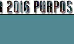 Justin Bieber 2016 Purpose Tour Concert Tickets for Buffalo Concert at the First Niagara Center on Tuesday, July 12, 2016 Justin Bieber announced he will perform a concert at the First Niagara Center in Buffalo, New York on his 2016 Purpose World Tour.
