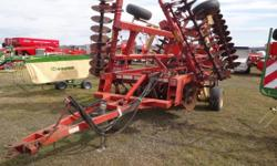 ". Krause 7300-21WR $17000 Call (315) 541-4370 ext. 565 21' DISC HARROW W/ROCK FLEX HITCH & HYD 9"" SPACING, 21"" FRT & RR DISC Vehicle Price: 17000 Odometer: Engine: Body Style: Disc Harrows Transmission: Exterior Color: Red Drivetrain: Interior Color:"