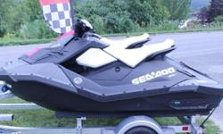 2015 Sea-Doo Spark 2up 900 H.O. ACE More Details: http://www.boatshopper.com/viewfull.asp?id=66540212 Click Here for 7 more photos Hours: 1 Stock #: 95E515 Ronnies Cycle Sales Of Adams 413-743-0715