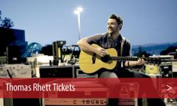 Thomas Rhett Syracuse Tickets Friday, July 15, 2016 07:00 pm @ Lakeview Amphitheater Thomas Rhett tickets Syracuse beginning from $80 are included between the commodities that are highly demanded in Syracuse. Do not miss the Syracuse performance of Thomas